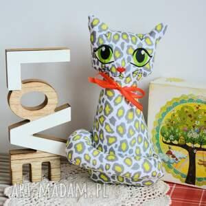 ręczne wykonanie zabawki zabawka kotek torebkowy - gepard - 25