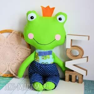 oryginalne zabawki urodziny królewicz zaczarowany w żabkę