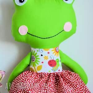 oryginalne zabawki królewna zaczarowana w żabkę - ula