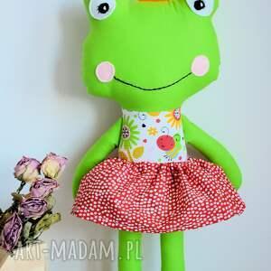 oryginalne zabawki żabka królewna zaczarowana w żabkę - ula
