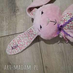 unikalne zabawki chrzciny króliczek