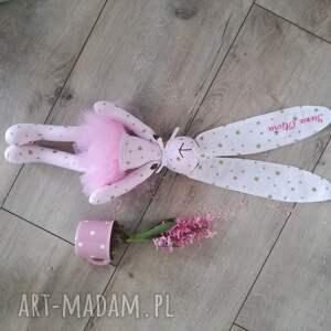 unikalne zabawki narodziny króliczek z okazji narodzin dziecka