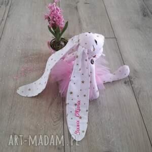 urodziny zabawki króliczek z okazji narodzin dziecka