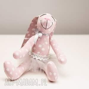 frapujące zabawki królik imię personalizacja