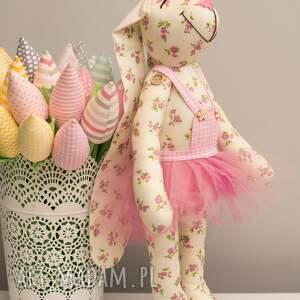 oryginalne zabawki królik personalizacja z imieniem