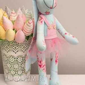 personalizacja zabawki królik prezent
