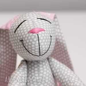 zabawki królik z imieniem personalizacja