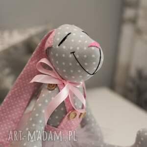 zabawki któlik królik z imieniem peronalizacja