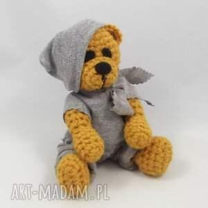 hand made zabawki maskotka krzyś