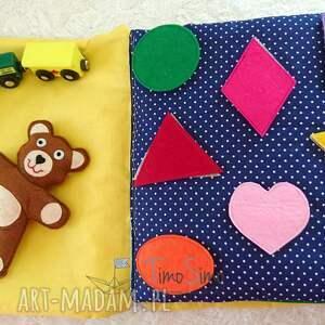 zabawki ksiązeczkasensorycz książeczka sensoryczna dladziecka
