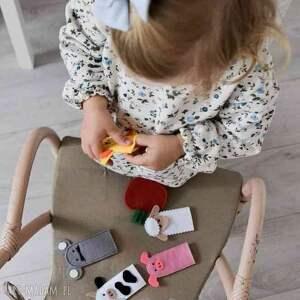 zabawki quietbook książeczka sensoryczna dla dziecka
