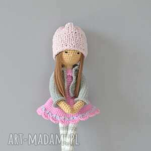 ręcznie robione zabawki lala doris - lalka