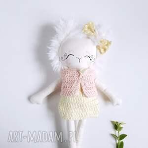 ręczne wykonanie zabawki alpaka lalka alpaka1