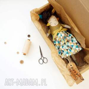 Mimi Monster zabawki: lalka szmacianka