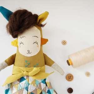 Mimi Monster zabawki lalka szmacianka