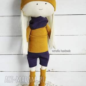 zabawka zabawki lalka w fioletach