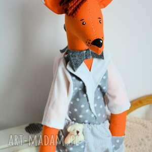 zabawki wyjątkowa lisek - przystojniak - kamil