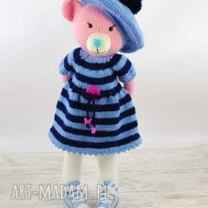 modne zabawki lalka miś