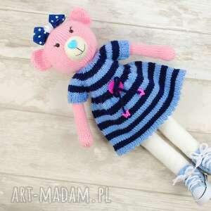 zabawki: Miś - maskotka przytulanka