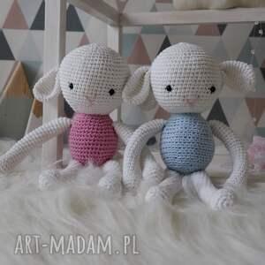 Szyje Pani zabawki: Owieczka #1 - przytulanka maskotka