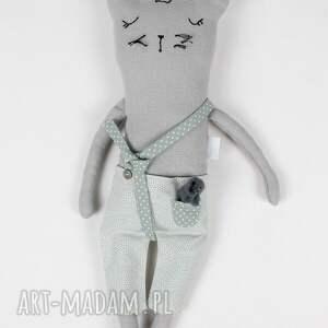 handmade zabawki kot pan