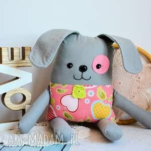 pies różowe piesek łatek - antosia - 39