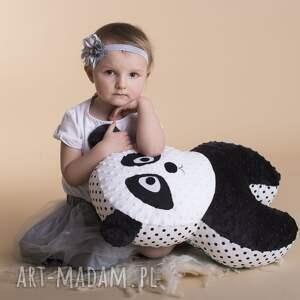 zabawki panda poduszka dziecięca