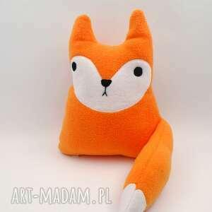 zabawki poduszka lis lisek