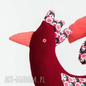 zabawki maskotka poduzka podgłówek kurzy