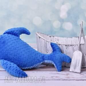 różowe zabawki delfin-hand-made przytulanka dziecięca delfin