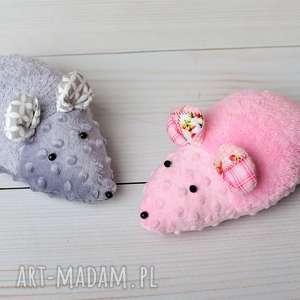 mysz na prezent zabawki przytulanka dziecięca myszka