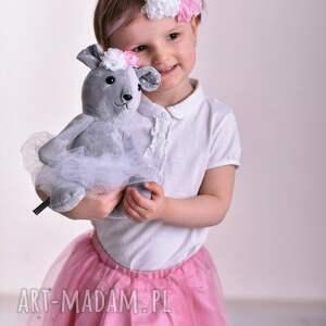 zabawki myszka-hand-made przytulanka dziecieca mysz