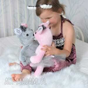 zabawki dekoracja-pokoju przytulanka dziecieca mysz
