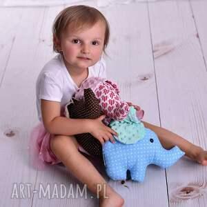 modne zabawki słoń-zabawka przytulanka dziecięca słoń
