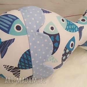 hand made zabawki szeleszczącymi rybka