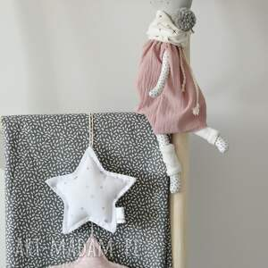 różowe zabawki sarenka gloria różowa