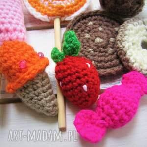 zabawki słodycze co nie psują zębów
