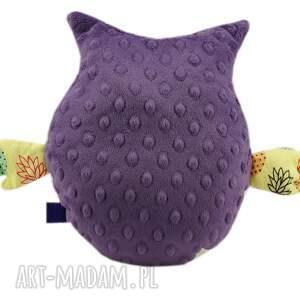unikalne zabawki sowa gustaw wzór ananasy