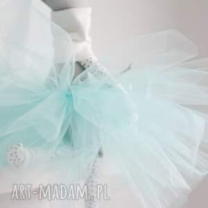 oryginalne zabawki tiulowa spódniczka baletnicy