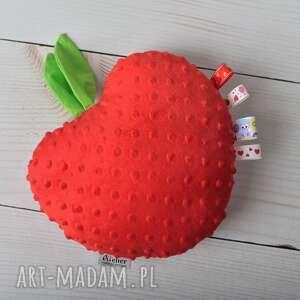 zabawki jabłko-sensorek zabawka sensoryczna jabłko