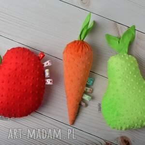 gruszka-sensoryczna zabawki zabawka sensoryczna gruszka