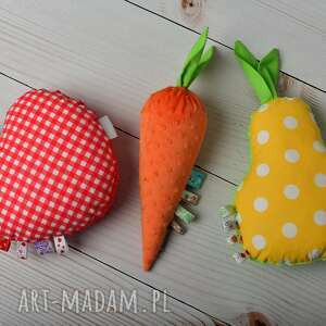 zabawki zabawka-sensoryczna zabawka sensoryczna jabłko