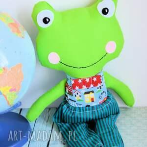 atrakcyjne zabawki żabka - super kumpel - tomuś