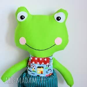 żabka zabawki zielone - super kumpel - tomuś