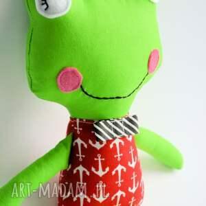 żabka zabawki zielone - wersja s piotrek 35 cm