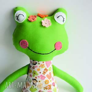 trendy zabawki żabka - wersja s julka 35 cm