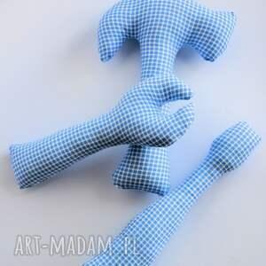 niebieskie zabawki zestaw małego majsterkowicza