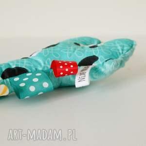 zabawki niemowlę żyrafka sensorek grzechotka -