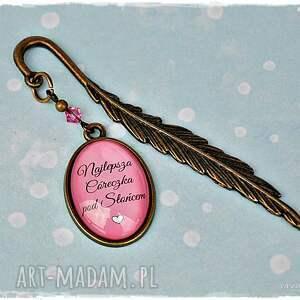 pomysł na świąteczny upominek zakładka prezent dla najlepszej córeczki pod
