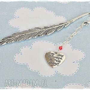 niesztampowe zakładki zakładka prezent dla ukochanej osoby